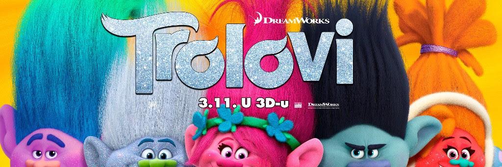 Nađi svoje sretno mjesto uz novi animirani film TROLOVI