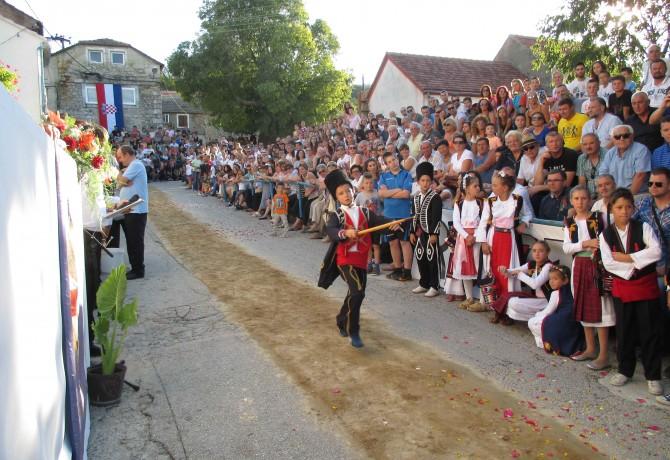Djeca zaseoka Vučkovići vitezovi i junaci