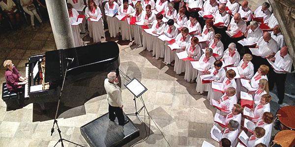 Nastavljaju se glazbeni programi u Kneževoj! Nastupa dubrovački zbor Libertas.