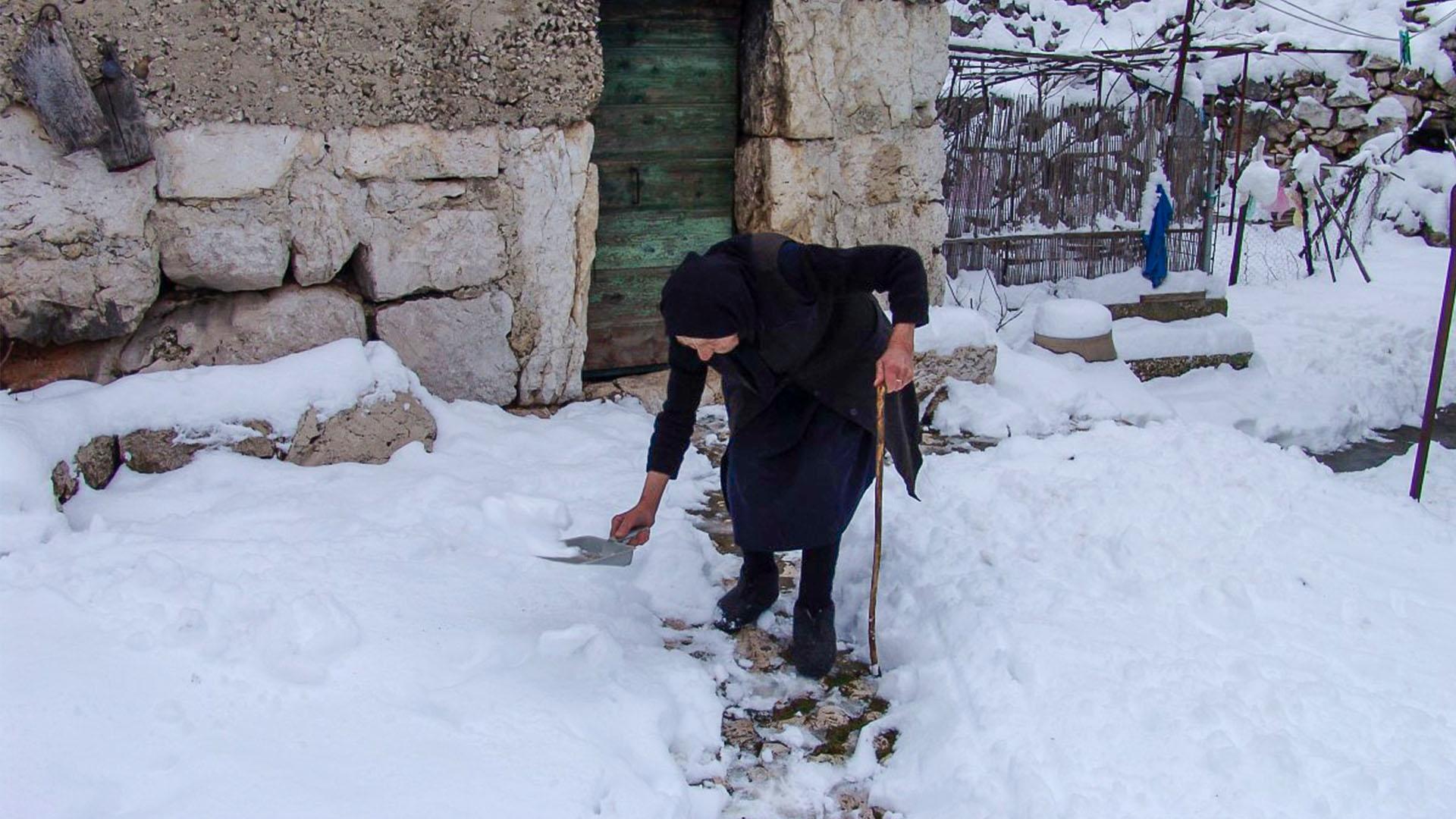 zimska oprema